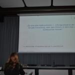 Präsentation von Andrea Weinmann